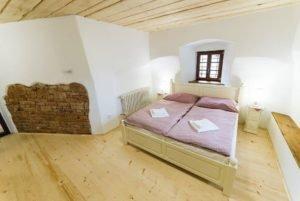ubytování s polopenzí v Třeboni
