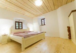 ubytování Třeboň - Královský apartmán