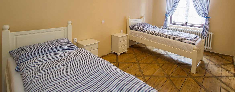 ubytování v třeboni - penzion třeboň